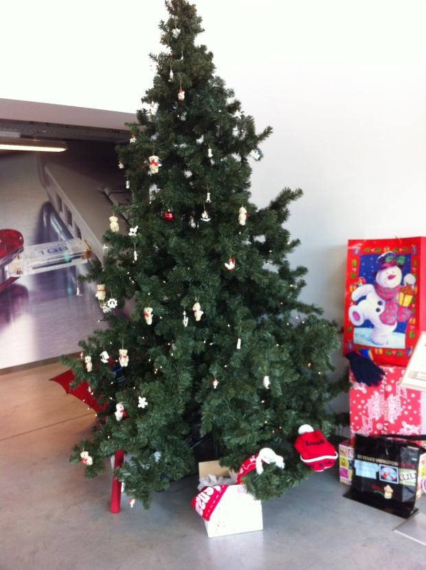 Kerstmis en relatiegeschenken