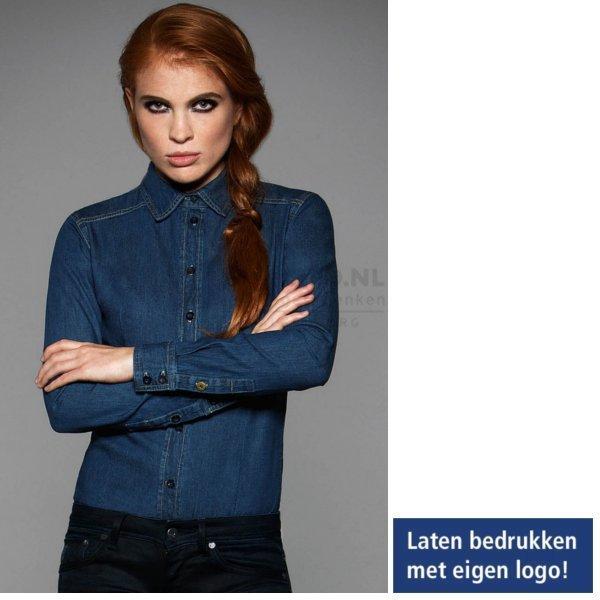 logo-jeanshemd-laten-drukken
