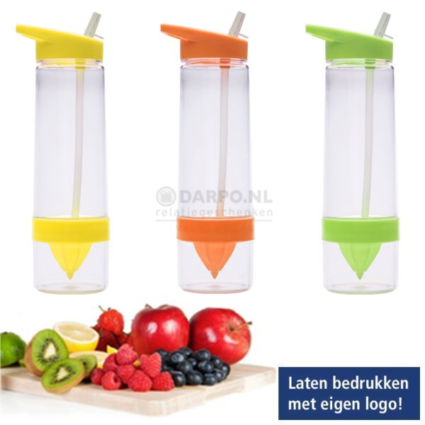 Drinkfles - fruit - water