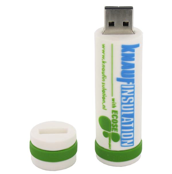 3D, USB, memorystick, op maat gemaakt.