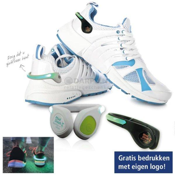 schoenverliching,led, schoenen, bedrukken, veiligheid