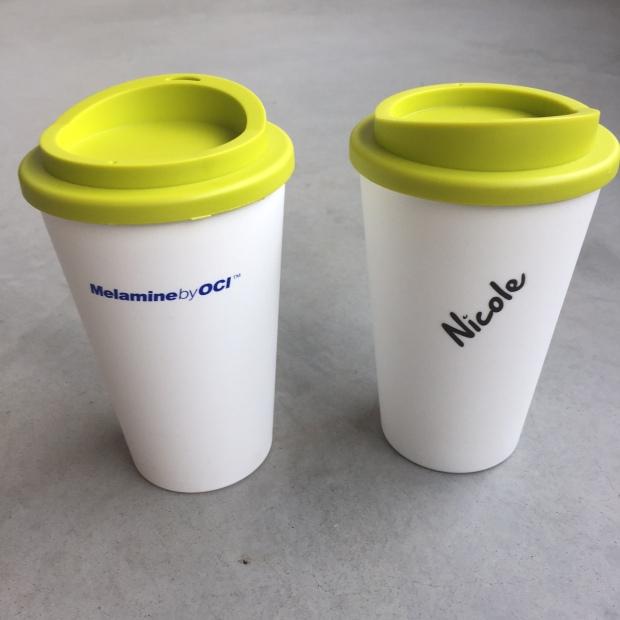Starbuck, bedrukken, logo, persoonsnaam
