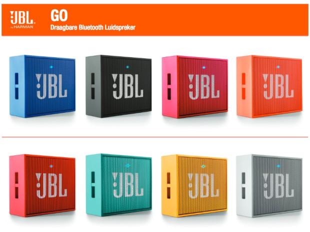 JBL, Relatiegeschenken