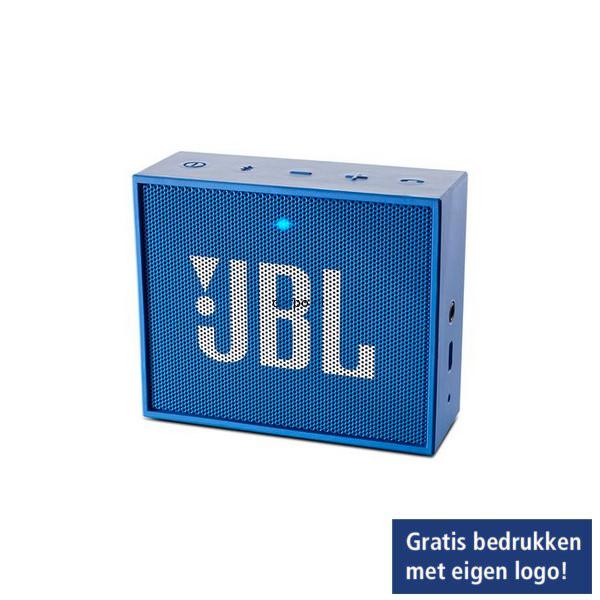 JBL GO luidspreker met personaliserings mogelijkheden