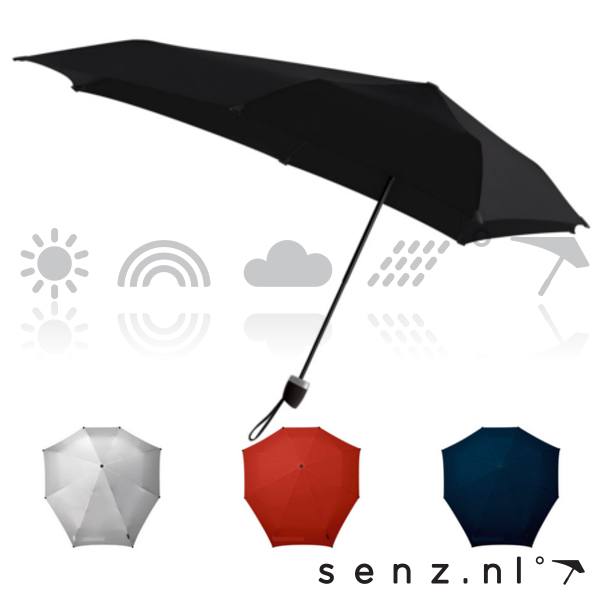 Senz Manual - stormparaplu