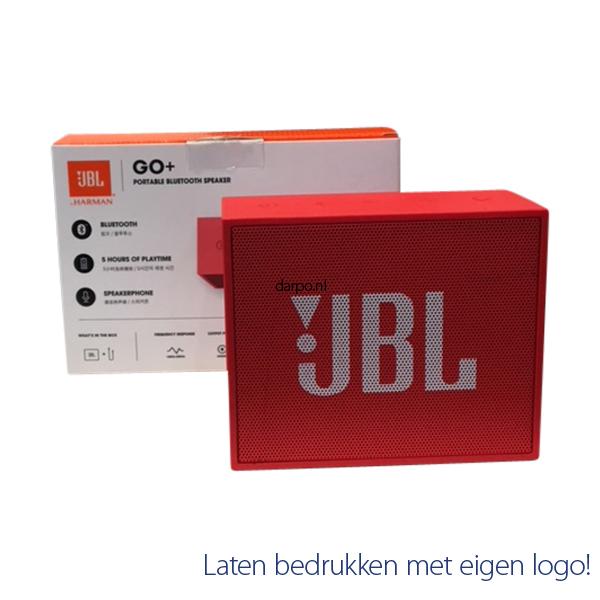 JBL,Go+,relatiegecshenken,bedrukken,bedrijflogo