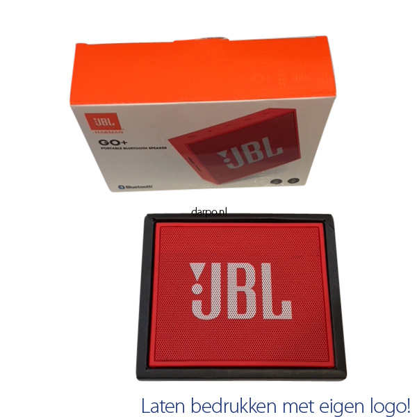 JBL,Go plus, bedrukken, relatiegeschenken