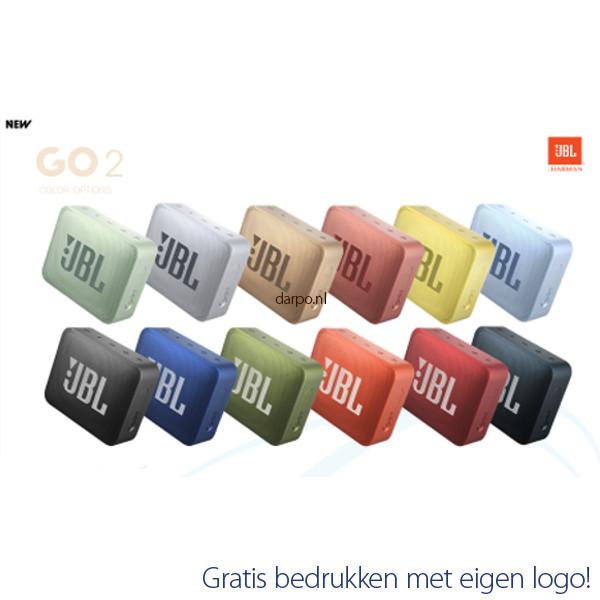 JBL,GO2,bedrukken,logo, relatiegeschenken